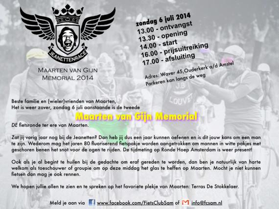 mvgm2014 flyer